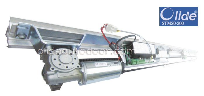 Automatic Sliding Door Motor 04