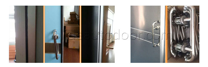 Hospital Door Handles & Hospital Entry Doors