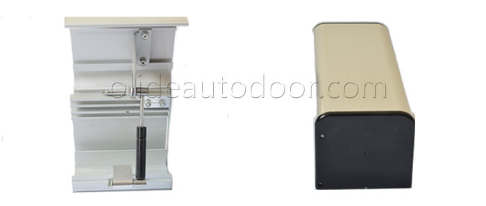 infrared automatic sliding door csd190 cover