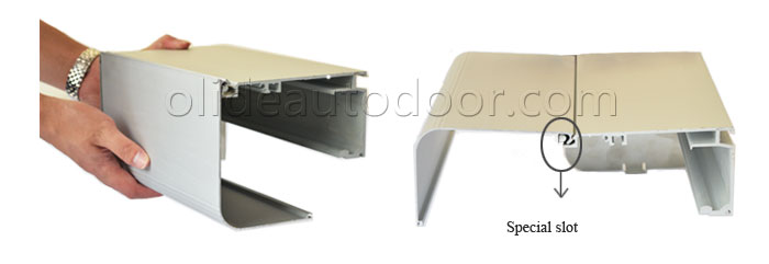 Automatic Sliding Glass Door Sd280 Cover