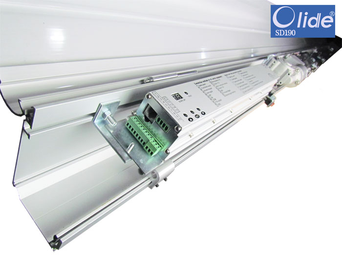 Automatic Sliding Door Motor 02