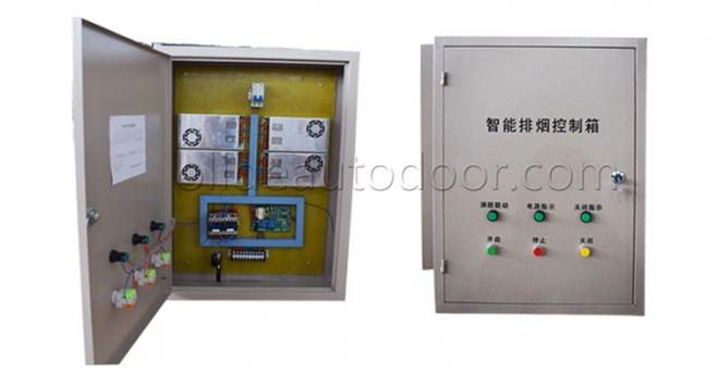 Automatic window opener controller, electric window opener center controller