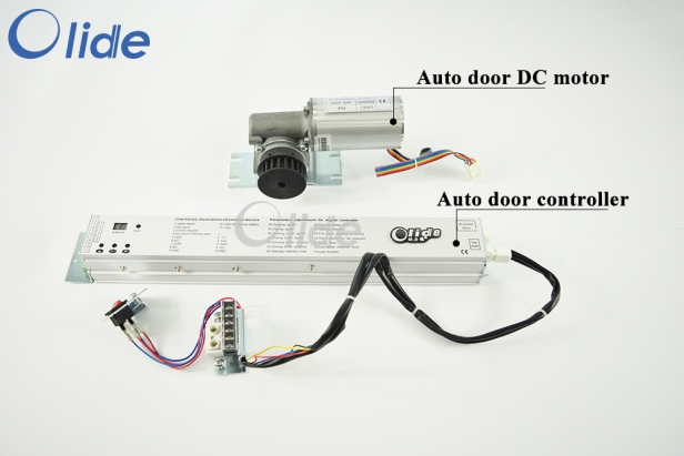 Automatic Door Controller, Motor, Power Terminal, SD150 Kit