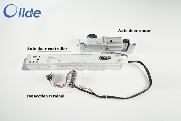 Automatic Door Controller, Motor, Power Terminal, SD200 Kit