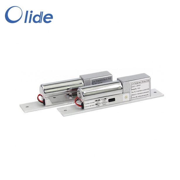Metal Low Temperature Two-Core Delay To Lock Electric Lock Delay Time Is Adjustable For Wooden/Glass Door