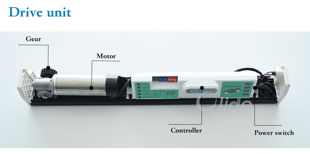 Olide Residential Automatic Sliding Door Operator Auto