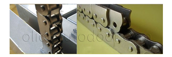 Electric windows opener chain