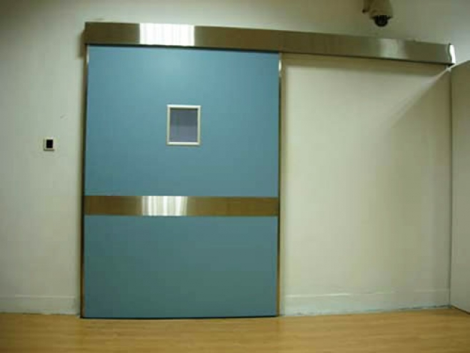 Automatic Healthcare Door System