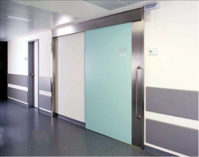 Radiation Shielding Automatic Doors
